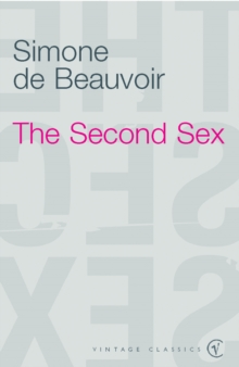 The Second Sex, Paperback / softback Book