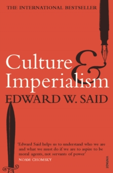 Culture And Imperialism, Paperback Book