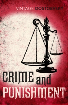 Crime And Punishment, Paperback Book