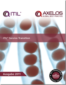 ITIL service transition, Paperback / softback Book