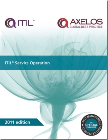 ITIL Service Operation, Paperback Book