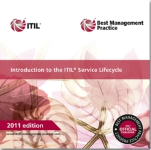 Introduction to the ITIL service lifecycle, Paperback / softback Book