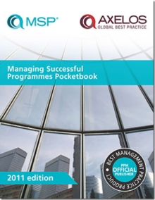 Managing successful programmes pocketbook [single copy], Paperback / softback Book