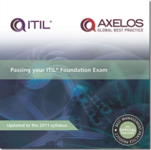 Passing Your ITIL Foundation Exam, Paperback Book