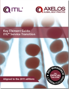 Key element guide ITIL service transition, Paperback / softback Book
