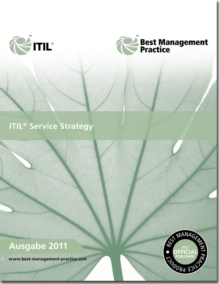 ITIL service strategy : [German translation], Paperback / softback Book