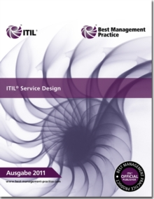 ITIL Service Design : [German Translation], Paperback Book