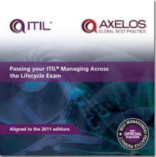 Passing your ITIL managing across the lifecycle exam, Paperback / softback Book