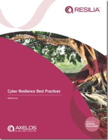 Cyber Resilience Best Practices, Paperback Book