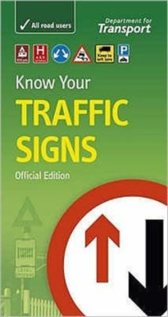 Know your traffic signs, Paperback / softback Book