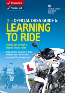 The Official DVSA Guide to Learning to Ride, EPUB eBook