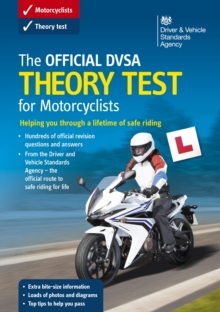 The Official DVSA Theory Test for Motorcyclists (14th edition), EPUB eBook