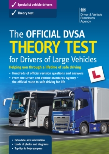 The Official DVSA Theory Test for Drivers of Large Vehicles (14th edition), EPUB eBook