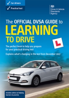 The official DVSA guide to learning to drive, Paperback Book