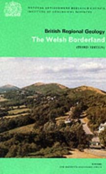 The Welsh Borderland, Paperback / softback Book