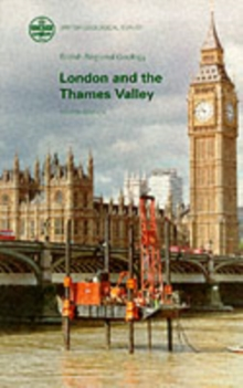 London and the Thames Valley, Paperback / softback Book