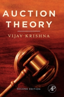 Auction Theory, Hardback Book