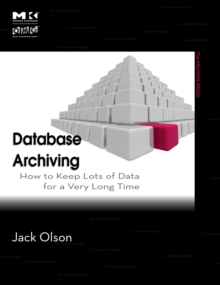 Database Archiving : How to Keep Lots of Data for a Very Long Time, Paperback Book