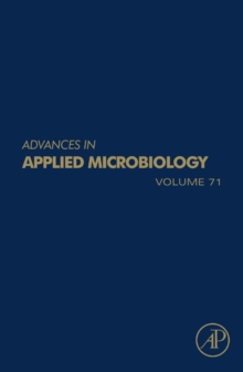 Advances in Applied Microbiology : Volume 71, Hardback Book
