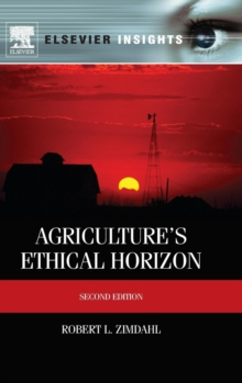 Agriculture's Ethical Horizon, Hardback Book