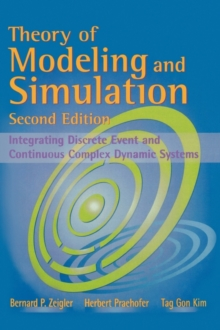 Theory of Modeling and Simulation, Hardback Book