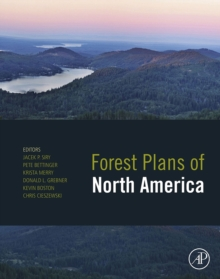 Forest Plans of North America, Hardback Book