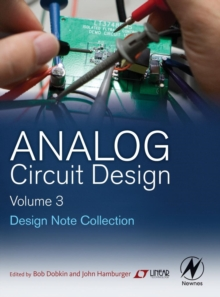 Analog Circuit Design Volume Three : Design Note Collection, Hardback Book