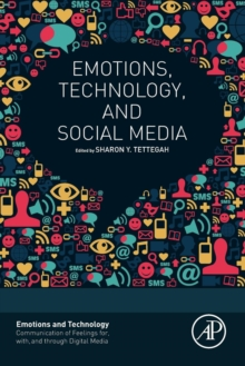 Emotions, Technology, and Social Media, Paperback Book