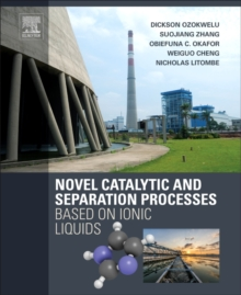 Novel Catalytic and Separation Processes Based on Ionic Liquids, Hardback Book