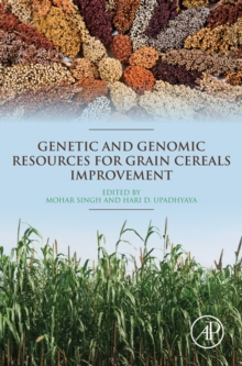 Genetic and Genomic Resources for Grain Cereals Improvement, EPUB eBook