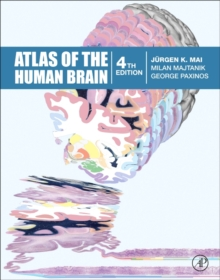 Atlas of the Human Brain, Hardback Book