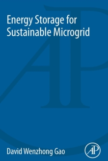 Energy Storage for Sustainable Microgrid, Paperback Book