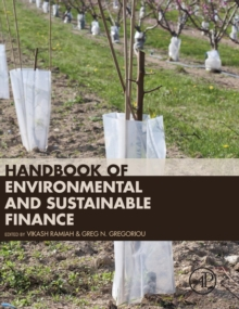 Handbook of Environmental and Sustainable Finance, Hardback Book