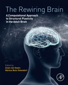 The Rewiring Brain : A Computational Approach to Structural Plasticity in the Adult Brain, Hardback Book