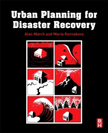 Urban Planning for Disaster Recovery, Paperback Book