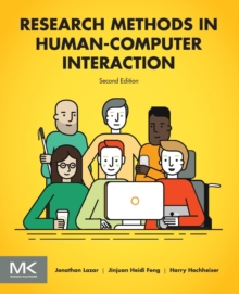 Research Methods in Human-Computer Interaction, Paperback / softback Book