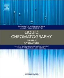 Liquid Chromatography : Applications, Paperback Book