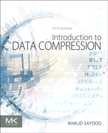 Introduction to Data Compression, Paperback Book