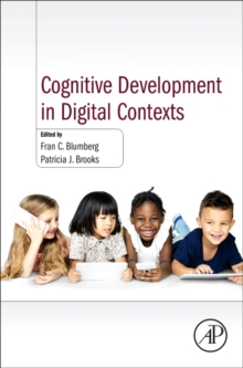 Cognitive Development in Digital Contexts, Paperback Book