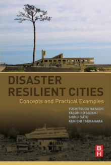 Disaster Resilient Cities : Concepts and Practical Examples, Paperback Book
