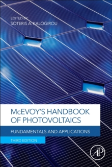McEvoy's Handbook of Photovoltaics : Fundamentals and Applications, Hardback Book
