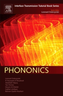 Phononics : Interface Transmission Tutorial Book Series, Paperback Book