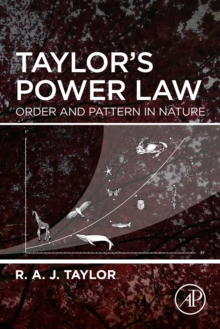 Taylor's Power Law : Order and Pattern in Nature, EPUB eBook