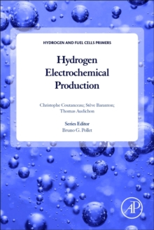 Hydrogen Electrochemical Production, Paperback Book