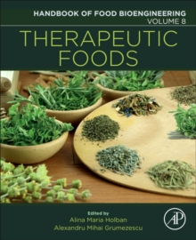 Therapeutic Foods : Volume 8, Paperback Book