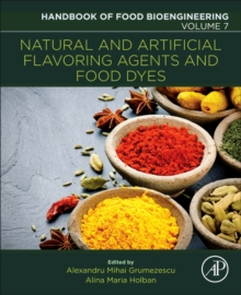 Natural and Artificial Flavoring Agents and Food Dyes : Volume 7, Paperback Book