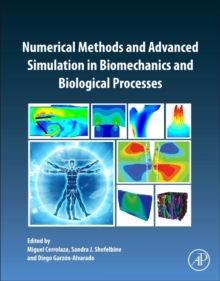 Numerical Methods and Advanced Simulation in Biomechanics and Biological Processes, Paperback Book
