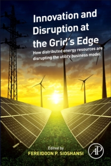 Innovation and Disruption at the Grid's Edge : How distributed energy resources are disrupting the utility business model, Paperback / softback Book