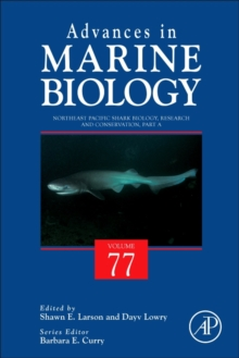 Northeast Pacific Shark Biology, Research and Conservation Part A : Volume 77, Hardback Book