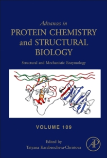 Structural and Mechanistic Enzymology : Volume 109, Hardback Book